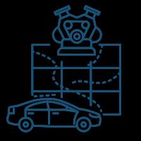 дистанционное блокирование автомобиля